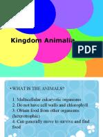Kingdom Animalia 2