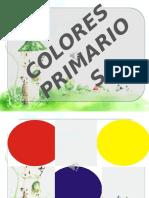 Los Colores Primrios
