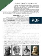 História da Matemática - Breve História