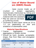WBM | Road Surface | Asphalt