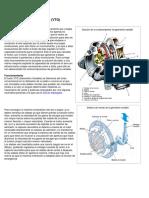 Turbos de Geometría Variable Gestion Electronica