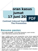 contrast induced nephropathy