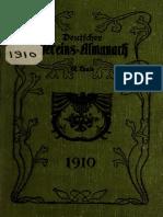 Deutscher Vereins Almanach