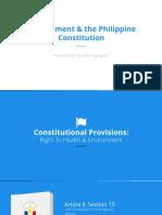 Envi Law Presentation