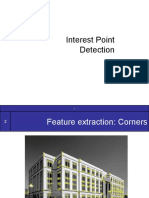 interest point detectors