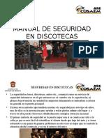 Manual de Seguridad en Discotecas