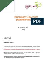 2 Fracturas y Luxaciones Clasificacion y Procedimientos