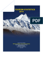 Nepal Tourism Statistics 2014 Integrated