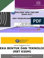 kssm RBT/ASK 2017