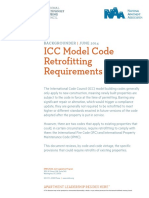 ICC Model Code Retrofit Requirements