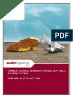 Informe General Operaciones 16 05 2016