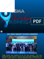 2015 SBMA Mabuhay Business Awardees