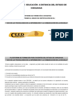 COORDINACIÓN  DE  EDUCACIÓN  A DISTANCIA DEL ESTADO DE CHIHUAHUA.doc