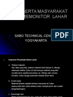 #5 Monitoring Lahar