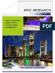 Epic Research Singapore - Weekly Sgx Singapore Report of 08 Aug 2016 - 12 Aug 2016