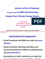 APSP_Session 14B_San San Aye_Social Protection and DRM