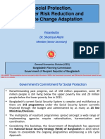 APSP_Session 14B_Shamsul Alam_Social Protection and DRR-CCA-2