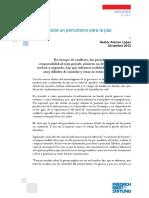 Hacia Un Periodismo Para La Paz Nestor López (1)