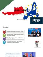 Relatia UE Turcia