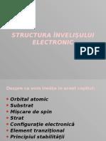 Structura Invelisului Electronic