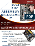 Intro to Pc Assembly