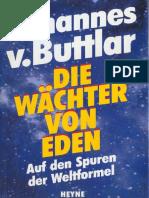 Von Buttlar, Johannes - Die Wächter Von Eden (Heyne, Deutsch, DIN A5 Reformat by Steelrat)