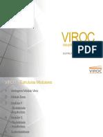 Viroc - Catálogo Estr. Modulares