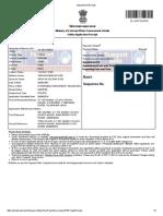Umar Passport Application