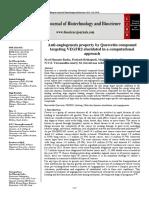 VEGFR2 Published Paper