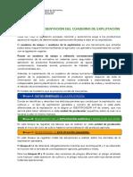Manual de Presentacion Cuaderno de Campo