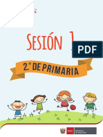sesion 1 de educación física