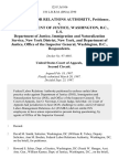 Federal Labor Relations Authority v. U.S. Department of Justice, Washington, D.C., U.S. Department of Justice, Immigration and Naturalization Service, New York District, New York, and Department of Justice, Office of the Inspector General, Washington, D.C., 125 F.3d 106, 2d Cir. (1997)