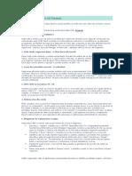 Negocierea - Cele 10 Porunci
