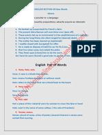 english module-1