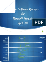 Enterprisesoftwareroadmap Microsoft 110722092728 Phpapp02
