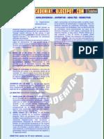ETAPA POST-NATAL  ADOLESCENCIA - JUVENTUD - ADULTEZ - SENECTUD
