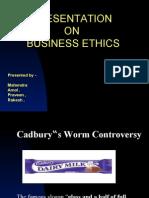 Business Ethics- Mady