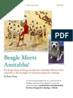 Beagle Meets Amitabha!