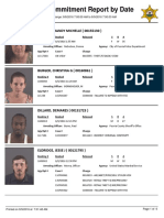 Peoria County Jail Booking Sheet for Aug. 9, 2016