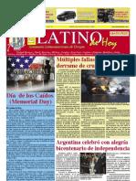 El Latino de Hoy Newspaper - 5-26-2010