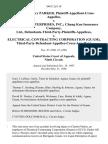 Charles Gregory Parker, Plaintiff-Appellant-Cross-Appellee v. Joe Lujan Enterprises, Inc. Chung Kuo Insurance Company, Ltd., Defendants-Third-Party-Plaintiffs-Appellees v. Electrical Contracting Corporation (Guam), Third-Party-Defendant-Appellee-Cross-Appellant, 848 F.2d 118, 3rd Cir. (1988)