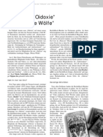 """Razzia bei Nazibands """"Oidoxie"""" und """"Weisse Wölfe"""" aus der LOTTA #13"""