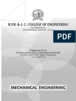 RVR & JCCE mechanical