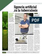 La Inteligencia Artificial Contra La Tuberculosis
