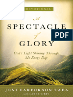 Spectacle of Glory Sample