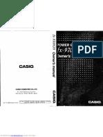 Casio fx9700gh Manual