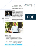Are You Buying Insurance Blindly_ Find Out - The Economic Times