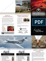 Vitesse Charter Services Brochure
