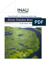 INAU 2015 - Classificacao e Delineamento Das AUs Brasileiras