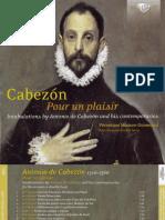 Antonio de Cabezón_ Pour Un Plaisir